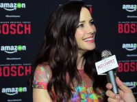 Annie Wersching Bosch S2 Red Carpet Interview