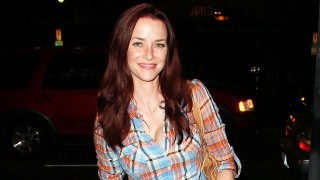 Annie Wersching at premiere of The Casserole Club