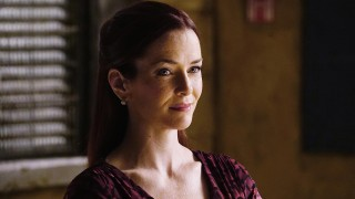 "Annie Wersching Castle ""Resurrection"" Promotional Photo"