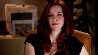 Annie Wersching in Dallas