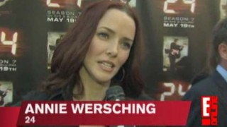 Annie Wersching interviewed by E Online - May 2009