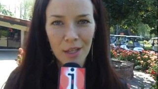 Annie Wersching Earth Day 2010
