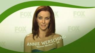 Annie Wersching FOX Green It Mean It PSA