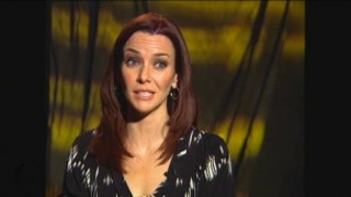 Annie Wersching on FOX News January 2009