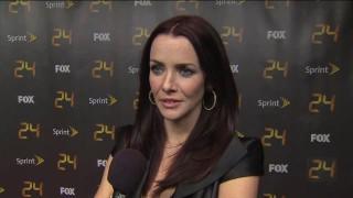 Annie Wersching talks with FOX Source at 24 Season 8 Screening