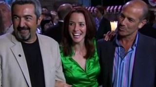 Annie Wersching FOX All Star Party 24 Exile Introduction