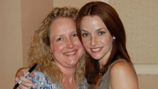 Annie Wersching General Hospital fanclub event
