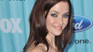 Annie Wersching at American Idol Top 13 Party