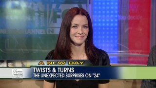 Annie Wersching on FOX and Friends January 2010