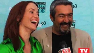 Annie Wersching and Jon Cassar interviewd by TV Guide Online, July 2008