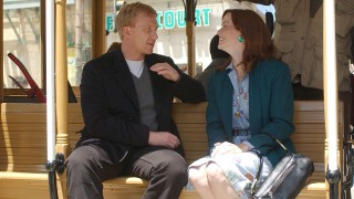 Annie Wersching and Kevin McKidd in Journeyman