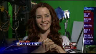 Annie Wersching KDSK video interview