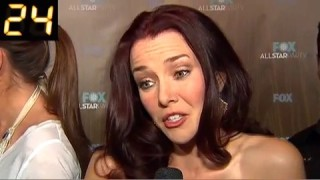Annie Wersching Sky Interview January 2010