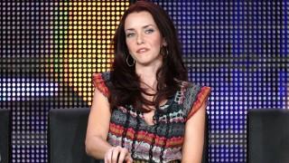 Annie Wersching TCA 2010