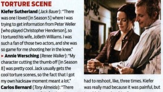 Annie Wersching TV Guide Scan May 2010