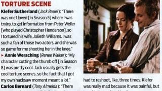 Annie Wersching TV Guide Scan May 2010