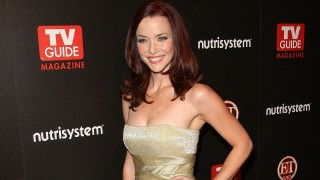 Annie Wersching at TV Guide's Sexiest Stars Party 2009