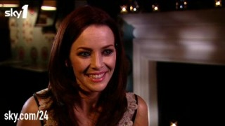 Annie Wersching Sky1 2009 interview