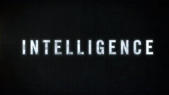 Intelligence CBS logo