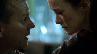 Jack Bauer Comforts Renee Walker