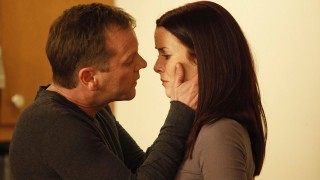 Jack Bauer and Renee Walker Kiss, Make Out