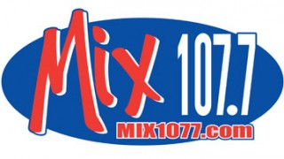 MIX 107.7 logo