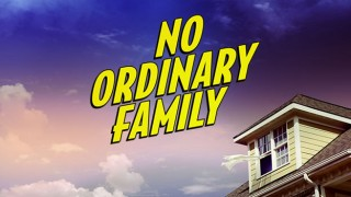 No Ordinary Family logo