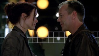 Renee Walker and Jack Bauer reunite