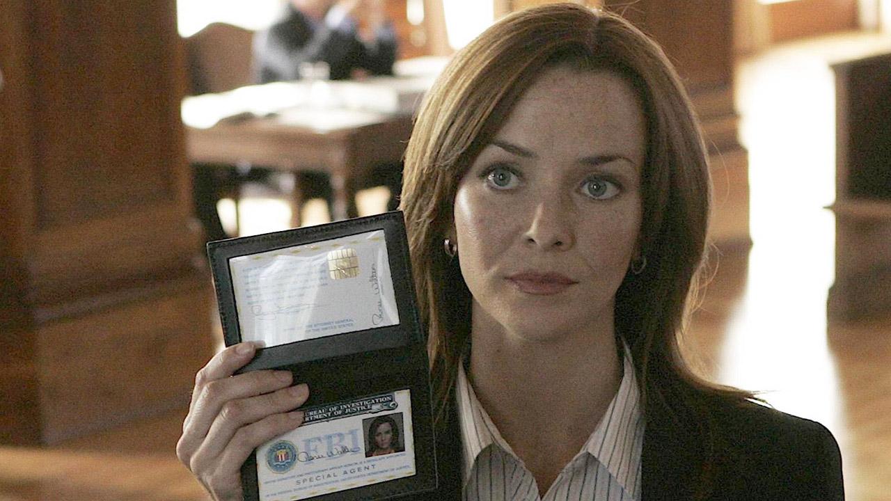 Renee Walker FBI Badge 24 Season 7