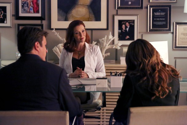 Annie Wersching in Castle - Promo Pic 2