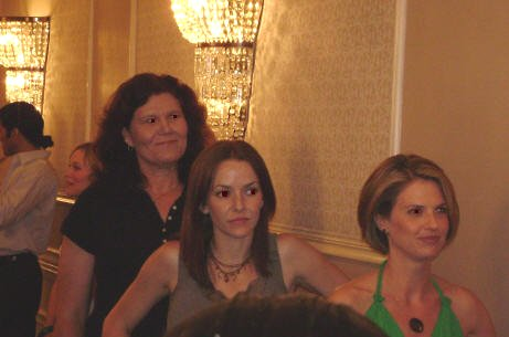 General Hospital's Bergen Williams, Annie Wersching, and Megan Ward