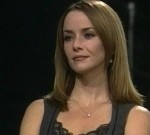 Annie Wersching as Amelia Joffe in General Hospital