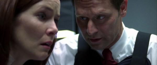 Renee Walker and Larry Moss 24 Season 7