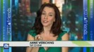 Annie Wersching FOX and Friends Interview May 18 2009