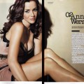 Annie Wersching in FHM UK February 2010 issue