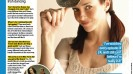 Annie Wersching in TV and Satellite Week Feb 2010