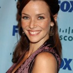 Annie Wersching at 2008 FOX Fall Eco Casino Party
