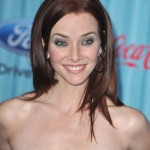Annie Wersching at American Idol Top 13 in 2009