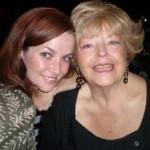 Annie Wersching and mother Sandy Wersching