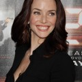 Annie Wersching at 24 Season 7 Finale Party