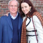Annie Wersching and Doug Zemke at Millikin
