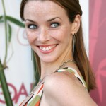 Annie Wersching at SOAPNet Night Before Party 2007