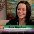 Annie Wersching and Stephen Full on FOX23 interview