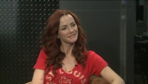 Annie Wersching KPLR interview 10-22-2012