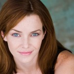 Annie Wersching headshot by Kevin Weaver