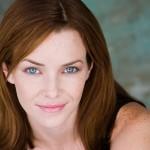 Annie Wersching headshot by Kevin Weaver